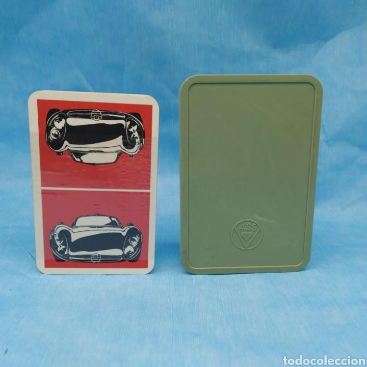 Barajas de cartas: Baraja AUTOSALON top trumpf tms - Cuartetos de coches número 0235 - nueva a estrenar 1972-1973 - Foto 2 - 275938138