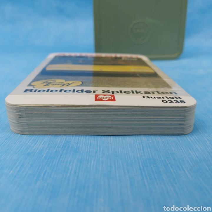 Barajas de cartas: Baraja AUTOSALON top trumpf tms - Cuartetos de coches número 0235 - nueva a estrenar 1972-1973 - Foto 4 - 275938138