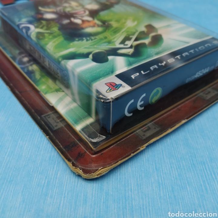 Barajas de cartas: Lote de 3 barajas de cartas SONY PLAYSTATION 3 año 2008 THE EYE OF JUDGMENT - Hasbro - Foto 4 - 275941173