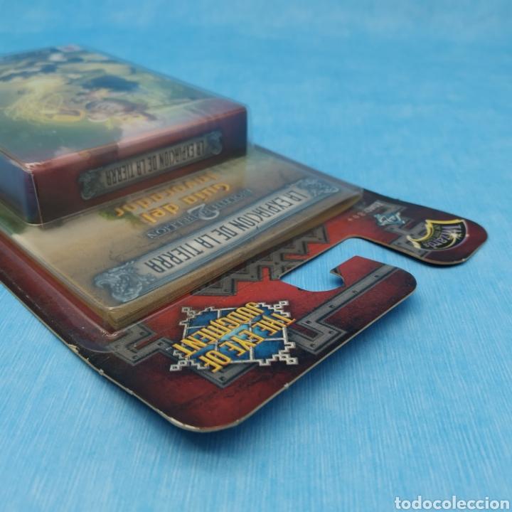 Barajas de cartas: Lote de 3 barajas de cartas SONY PLAYSTATION 3 año 2008 THE EYE OF JUDGMENT - Hasbro - Foto 7 - 275941173