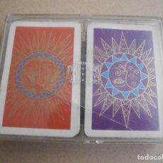 Jeux de cartes: DOS JUEGOS DE CARTAS DE PÓKER DE HERACLIO FOURNIER 1960 N. 260. Lote 276054328