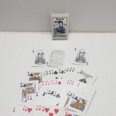 Barajas de cartas: BARAJA DE CARTAS STEAMBOAT 999. Lote 276398678