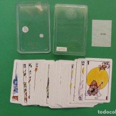 Barajas de cartas: BARAJA ANTIGUA MINGOTE HERACLIO FOURNIER VITORIA, COMPLETA 40 CARTAS - AÑO 1979 - SAIMAZA. Lote 276526838