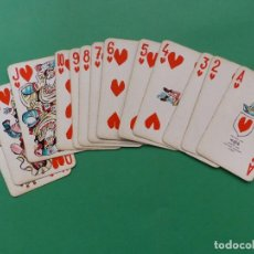 Barajas de cartas: BARAJA ANTIGUA POKER MINGOTE HERACLIO FOURNIER VITORIA, 54 CARTAS - AÑO 1968. Lote 276528608