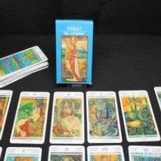 Barajas de cartas: TAROT DE CRISTAL , 78 CARTAS, 22 ARCANOS. Lote 276672118