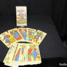 Barajas de cartas: TAROT DE MARSELLA, 22 ARCANOS,. Lote 276672618