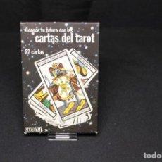 Barajas de cartas: TAROT WOMAN DE COMAS. Lote 276673508