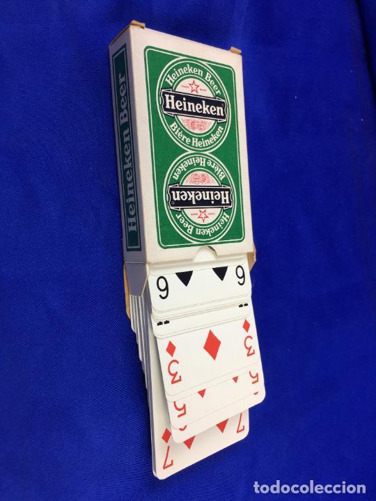 BARAJA POKER HEINEKEN (Juguetes y Juegos - Cartas y Naipes - Barajas de Póker)