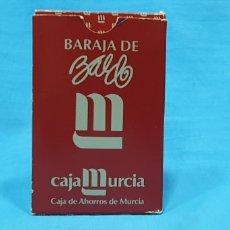 Barajas de cartas: BARAJA ESPAÑOLA - DE BALDO - CAJAMURCIA - COMPLETA. Lote 277003893