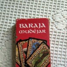 Barajas de cartas: BARAJA MUDÉJAR . MAESTROS NAIPEROS ESPAÑOLES. Lote 277092328