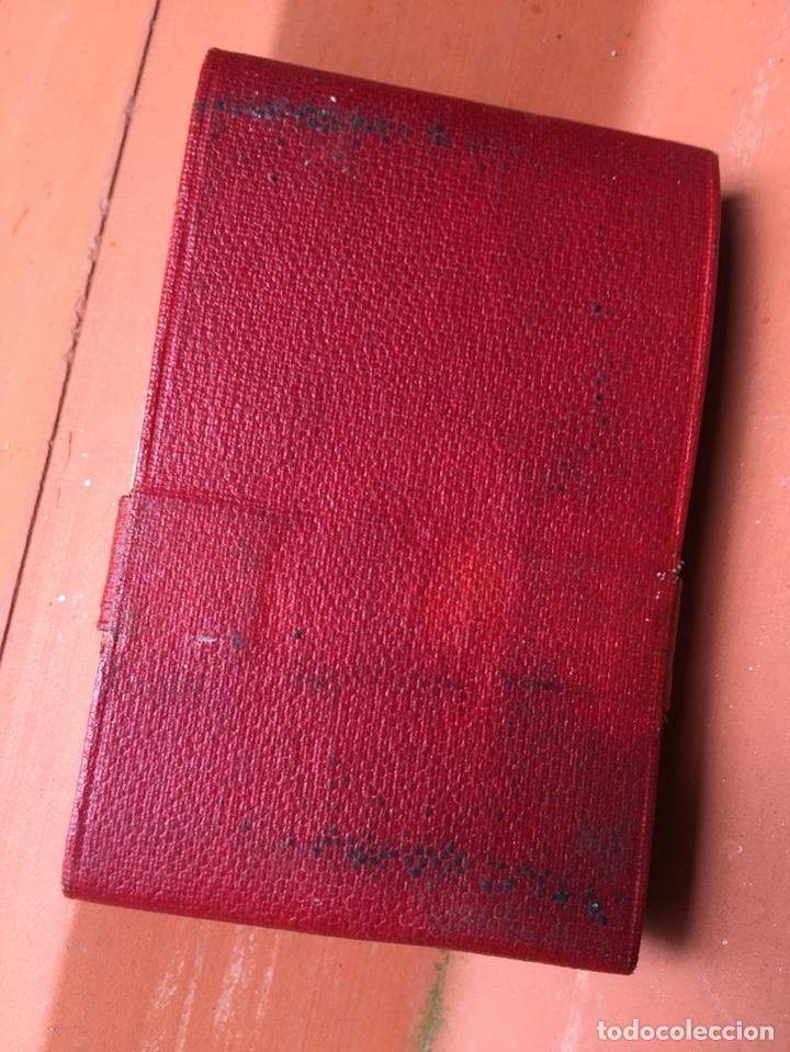 Barajas de cartas: Funda para baraja - Artículo promocional Laboratorio Galján (Madrid) - Vintage, años 60 - Foto 3 - 277190753