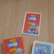 Barajas de cartas: BARAJA INFANTIL H.FOURNIER DUMBO.. Lote 277194088