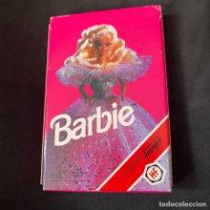 Barajas de cartas: BARAJA COMPLETA DE CARTAS NAIPES FOURNIER BARBIE 1994 MATTEL. Lote 277244168
