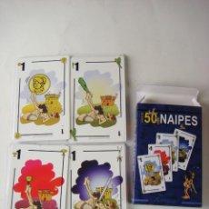 Baralhos de cartas: BARAJA PARA ADULTOS ESPAÑOLA DE 50 NAIPES ES NUEVA (&). Lote 277474183