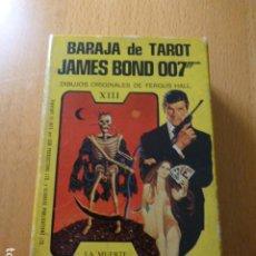 Baralhos de cartas: BARAJA DE TAROT JAMES BOND 007. Lote 277648148