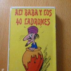 Barajas de cartas: ALI BABA Y LOS 40 LADRONES BARAJA NEGSA. Lote 277648373