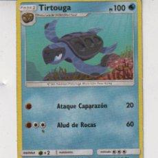 Barajas de cartas: CARTAS DE POKÉMON TIRTOUGA PS 100 Nº 564. Lote 278343688