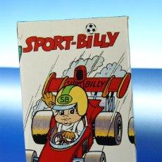 Barajas de cartas: SPORT-BILLY. BARAJA INFANTIL, 32 CARTAS. FOURNIER VITORIA, 1980. COMPLETA CON INSTRUCCIONES. COMO NU. Lote 278369193