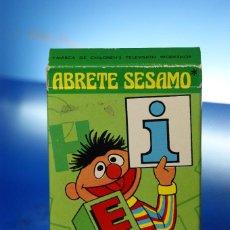 Barajas de cartas: ABRETE SESAMO. BARAJA INFANTIL, 32 CARTAS. FOURNIER VITORIA, 1976. COMPLETA CON INSTRUCCIONES.. Lote 278372053