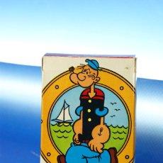 Barajas de cartas: POPEYE. BARAJA INFANTIL, 33 CARTAS. FOURNIER VITORIA, 1973. COMPLETA CON INSTRUCCIONES. COMO NUEVA.. Lote 278373228
