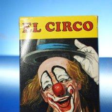 Barajas de cartas: EL CIRCO. BARAJA INFANTIL, 44 CARTAS. FOURNIER VITORIA, 1970. COMPLETA CON INSTRUCCIONES. COMO NUEVA. Lote 278375383