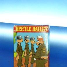 Barajas de cartas: BEETLE BAILEY. BARAJA INFANTIL, 32 CARTAS. FOURNIER VITORIA, 1976. COMPLETA CON INSTRUCCIONES.. Lote 278377543