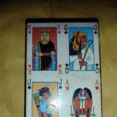 Barajas de cartas: ANTIGUA BARAJA DE CARTAS BRITISH MUSEUM. Lote 278850708