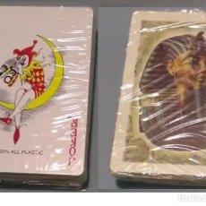 Barajas de cartas: BARAJA DE POKER NUEVA DE EGIPTO - SOUVENIR - AHORRA EN EL ENVIO Y COMPRA MAS. Lote 282895893