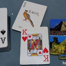 Barajas de cartas: BARAJA DE POKER NUEVA - SOUVENIR DE AMERICA - AHORRA EN EL ENVIO Y COMPRA MAS. Lote 282897038