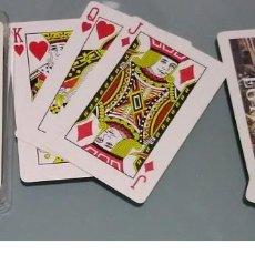 Barajas de cartas: BARAJA DE POKER NUEVA - SOUVENIR DE EGIPTO - AHORRA EN EL ENVIO Y COMPRA MAS. Lote 282897263
