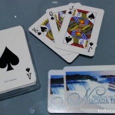 Barajas de cartas: BARAJA DE POKER NUEVA - SOUVENIR DE ESTADOS UNIDOS CATARATAS DEL NIAGARA. Lote 282897783
