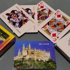 Barajas de cartas: BARAJA DE POKER NUEVA - SOUVENIR DE MALLORCA. Lote 282897863