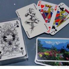 Barajas de cartas: BARAJA DE POKER NUEVA - SOUVENIR DE SUIZA. Lote 282898338