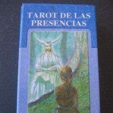 Barajas de cartas: TAROT DE LAS PRESENCIAS. Lote 282907258