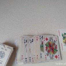 Barajas de cartas: BARAJA DE CARTAS POKER TIGER N°92. Lote 283376263