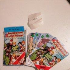 Jeux de cartes: BARAJA FOURNIER DUNGEONS DRAGONS DRAGONES Y MAZMORRAS. Lote 283467318