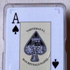 Barajas de cartas: BARAJA MAS REYNALS. Lote 283811073