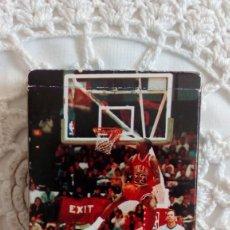Barajas de cartas: BARAJA ESTRELLAS NBA HERACLIO FOURNIER COMPLETA CARTAS 1988 MICHAEL JORDAN. Lote 284157908