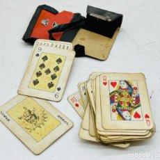 Barajas de cartas: BARAJA DE CARTAS DE VIAJE. Lote 284803878