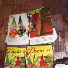 Jeux de cartes: BARAJA DAVID EL GNOMO FOURNIER. Lote 285087068