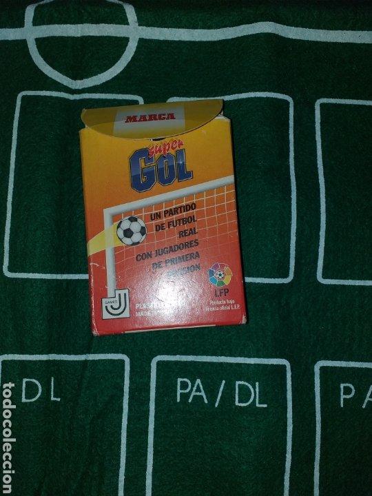 Barajas de cartas: cartas carnes Fournier super gol estrategia - Foto 3 - 285157178