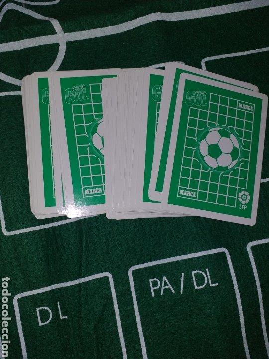 Barajas de cartas: cartas carnes Fournier super gol estrategia - Foto 6 - 285157178