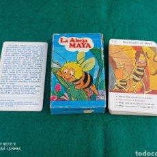 Jeux de cartes: BARAJA INFANTIL LA ABEJA MAYA HERACLIO FOURNIER COMPLETA Y NUEVA. Lote 285383498
