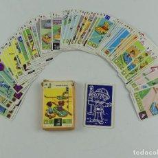 Jeux de cartes: BARAJA DE CARTAS FOURNIER SEÑALES DE TRAFICO. Lote 285387368
