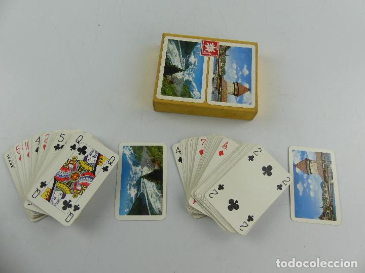 CAJA CON DOS BARAJAS DE CARTAS FINEST SWISS PLAYING CARDS (Juguetes y Juegos - Cartas y Naipes - Barajas de Póker)