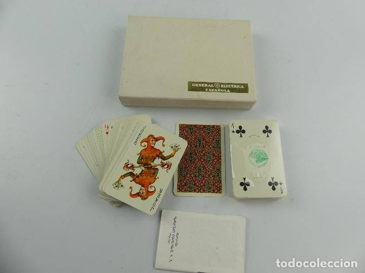 ESTUCHE CON DOS BARAJAS DE CARTAS EUROPE (Juguetes y Juegos - Cartas y Naipes - Barajas de Póker)