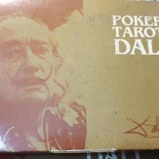 Mazzi di carte: BARAJA POKER TAROT DALI BARAJAS SIN PRECINTO. Lote 285535553