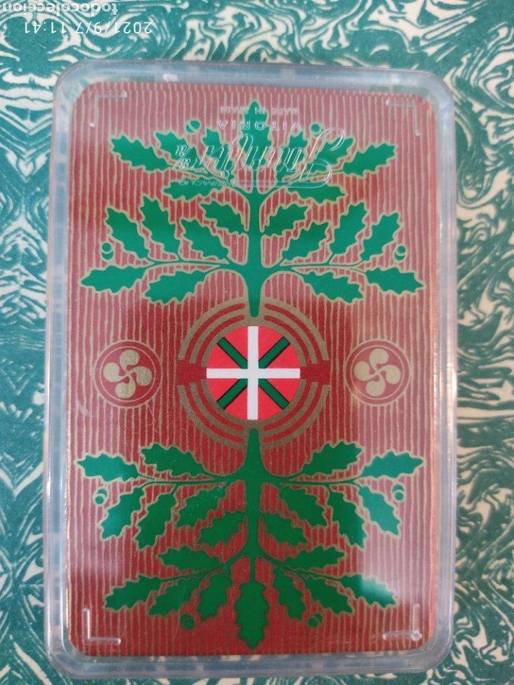 Barajas de cartas: Baraja cartas vascas - Foto 2 - 286275258