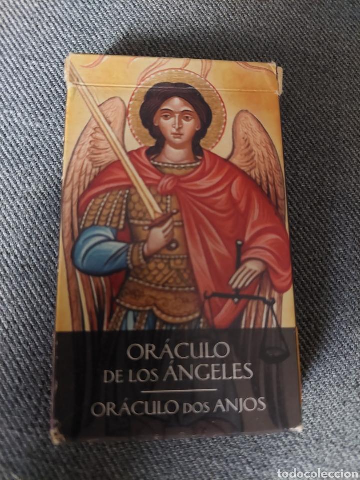 Barajas de cartas: Oráculo de los ángeles- cartas tarot - Foto 2 - 286596658