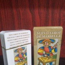 Barajas de cartas: NUEVO TAROT DE MARSELLA.. Lote 286612548